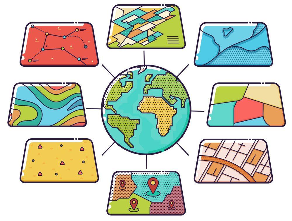 Vector vs Raster: ¿Cuál es la diferencia entre estos tipos o formatos de datos espaciales GIS?
