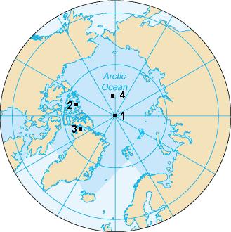 nordpole